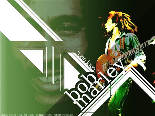 Все песни и альбомы Боба Марли.