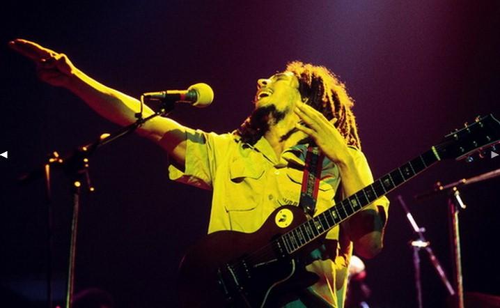 Клипы и концерты Боба Марли!