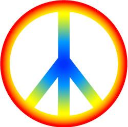 Пацифик - символ мира.