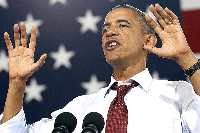 Барак Обама не мешает лигалайзу