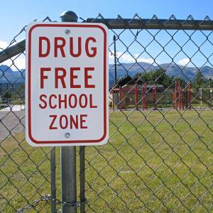 Школа - территория без наркотиков