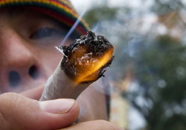 Воздействие марихуаны на ораганизм
