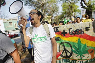 Марши за легализацию марихуаны в мире
