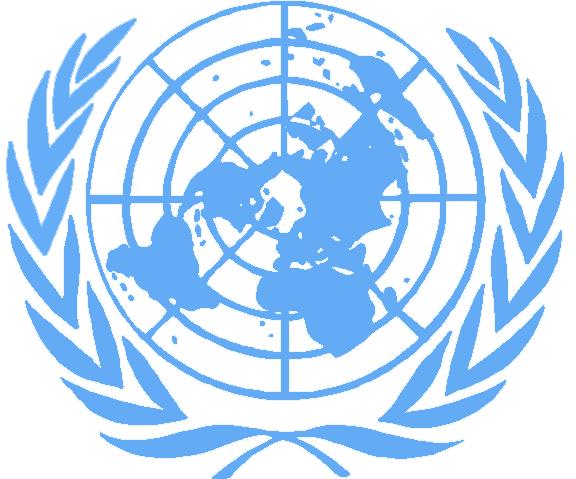 ООН - флаг