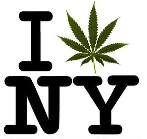 Легализация в Нью-Йорке