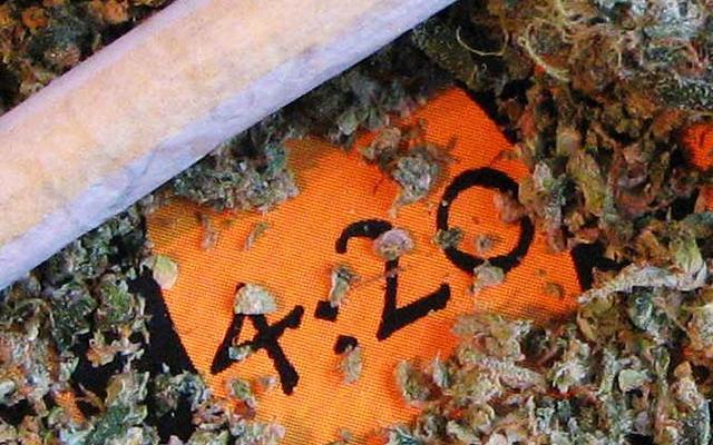 История 420 термин, наркомания