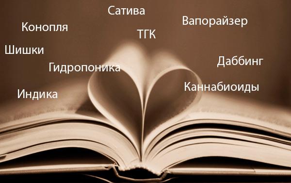 Словарь конопляных терминов
