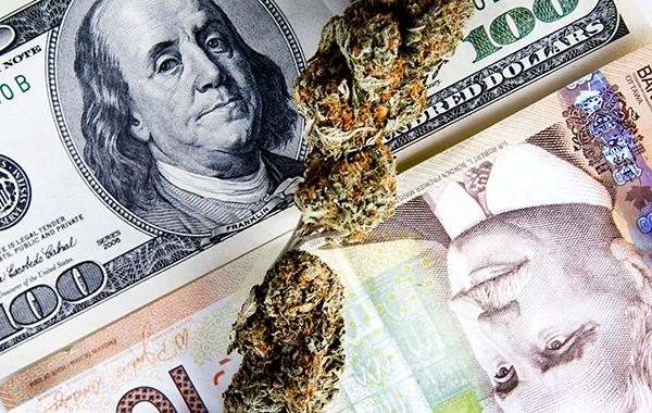 Легальная торговля марихуаной