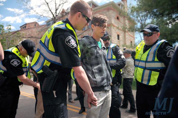 Полиция поддерживает легализацию