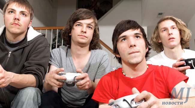 Стресс от депрессивных событий в видео-играх