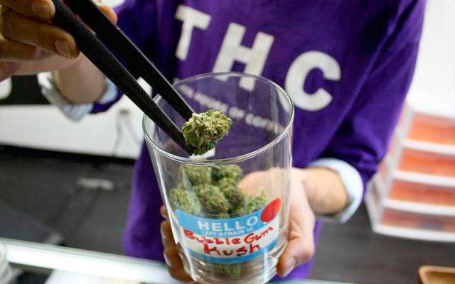 Законодательство и марихуана