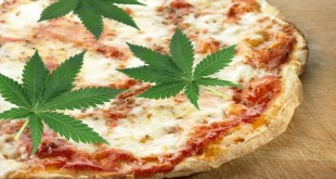 Еда и марихуана