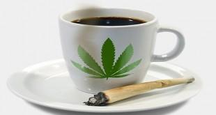 Кофе с марихуаной