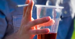 Алкоголь и конопля