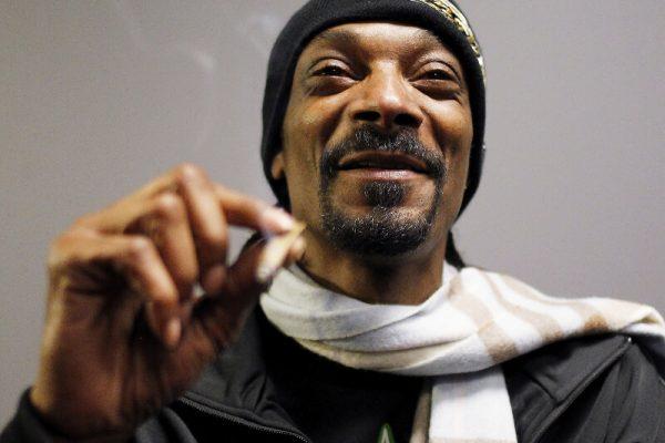 Человек под марихуаной