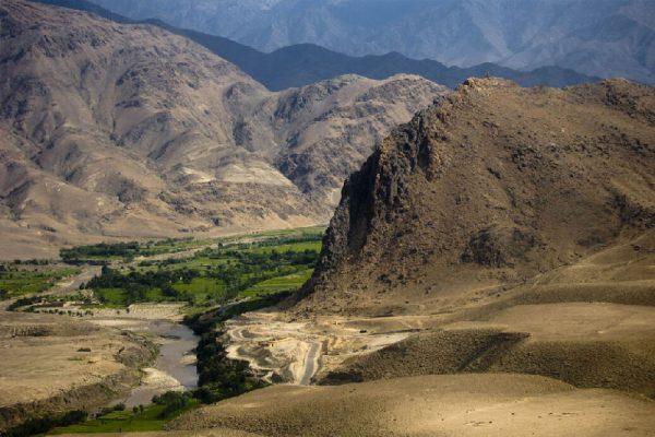Горы Афганистана