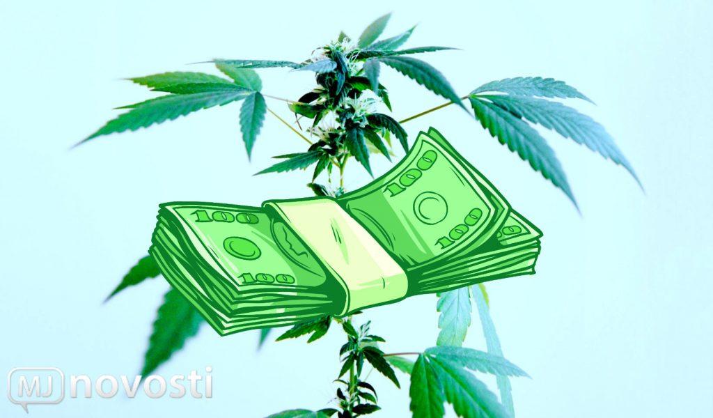 бюджет на исследование марихуаны