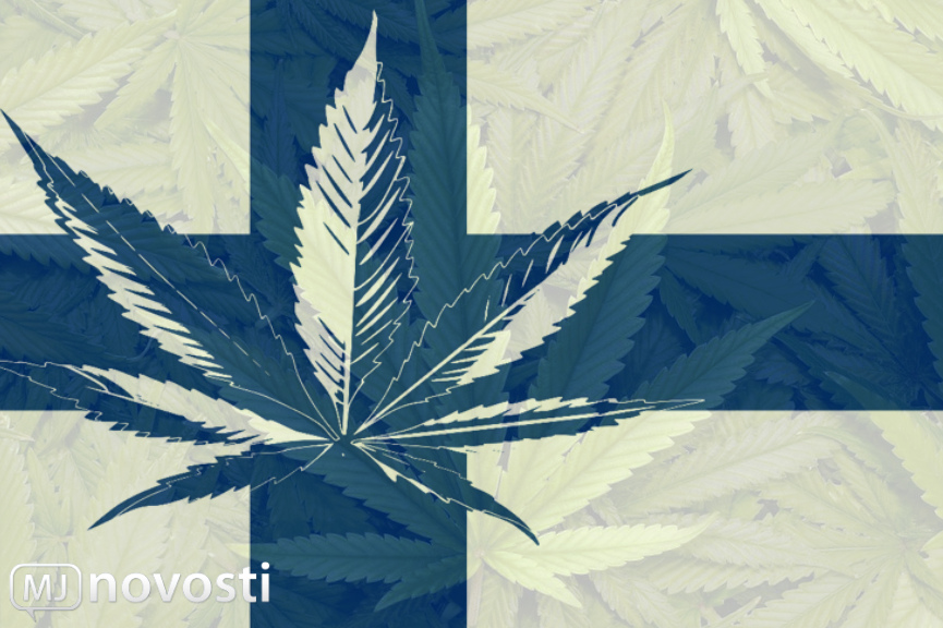 марихуана в Финляндии статус