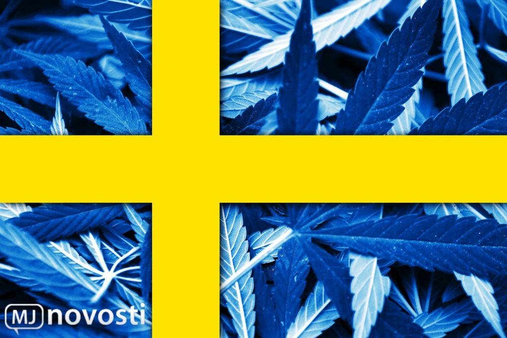 Марихуана в швеции