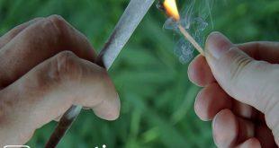 передозировка марихуаной: косяк с травой