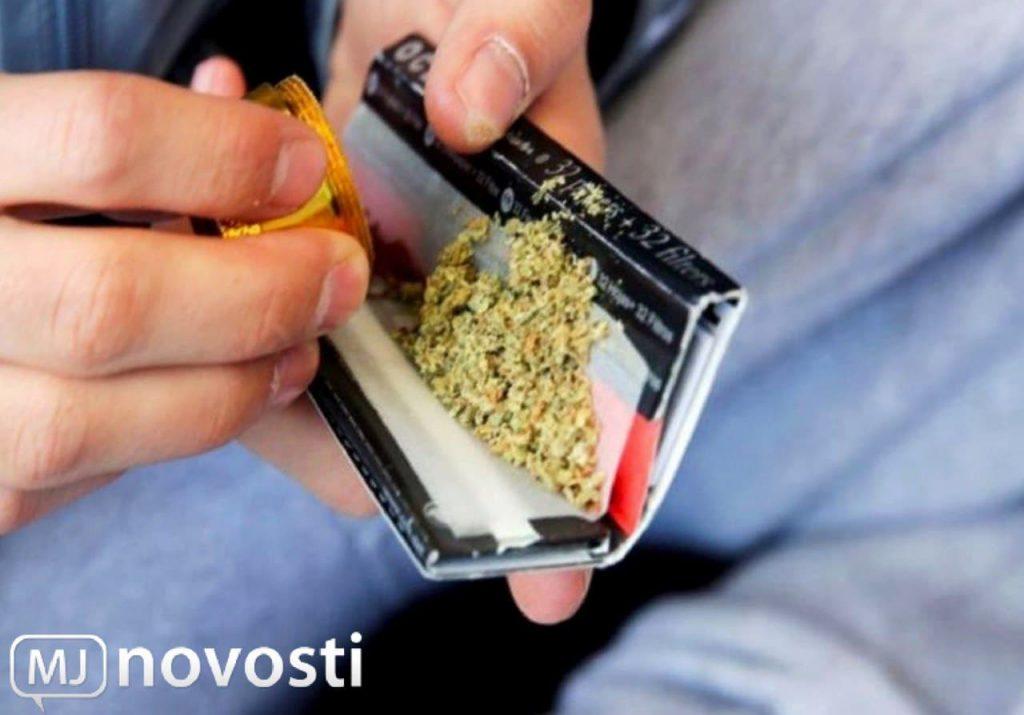 наркоторговля и марихуана во Франции
